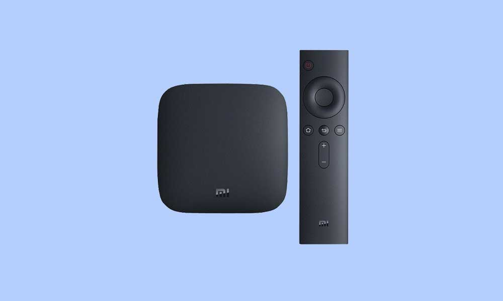 Xiaomi Mi Box 3 gets second Android 9 Pie update (OTA 0 Beta 1 Hotfix)