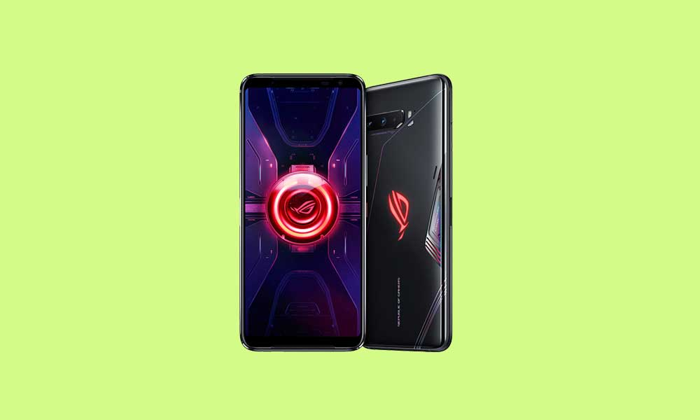 [FIX] Asus ROG Phone 3 Ghost Touch Issue while playing games