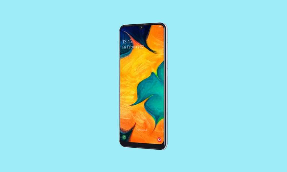 A305FDDS6BTI1: Galaxy A30 September Security Patch 2020