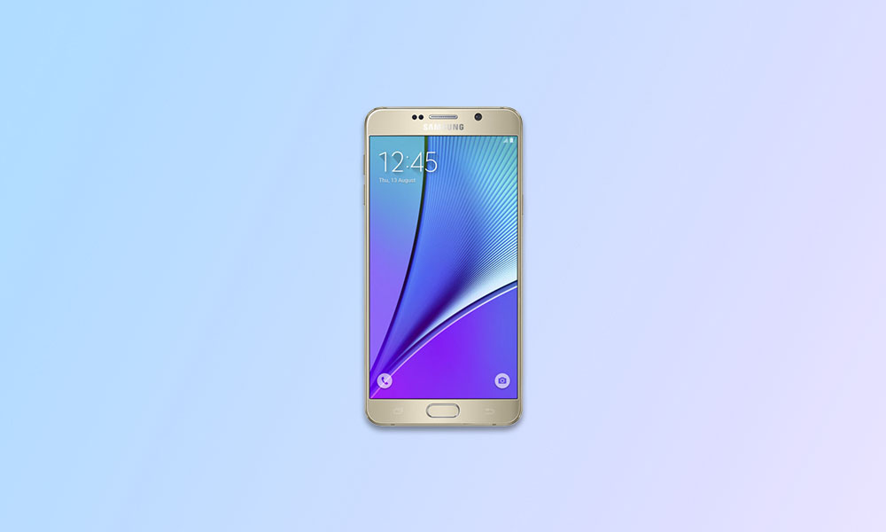 Download and Install LineageOS 18 for Samsung Galaxy Note 5 (Android 11)
