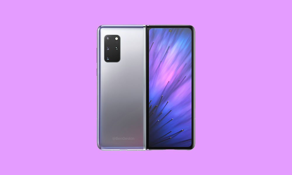 August Security Patch 2020: F916U1UEU1ATHL For US UNLOCKED Galaxy Z Fold 2 5G