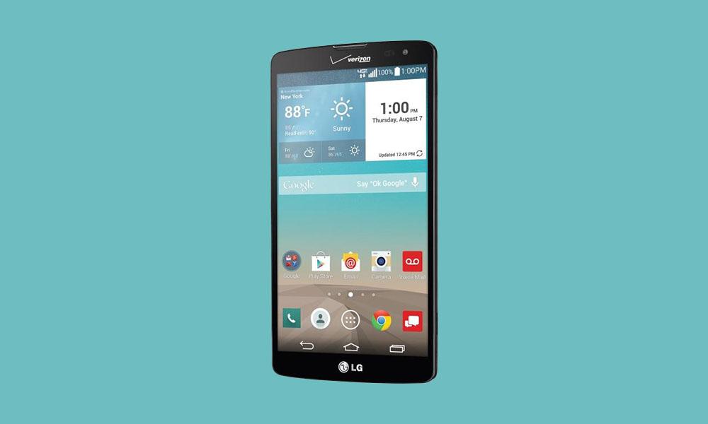 Verizon LG G Vista: September security patch 2020 (VS88029A)