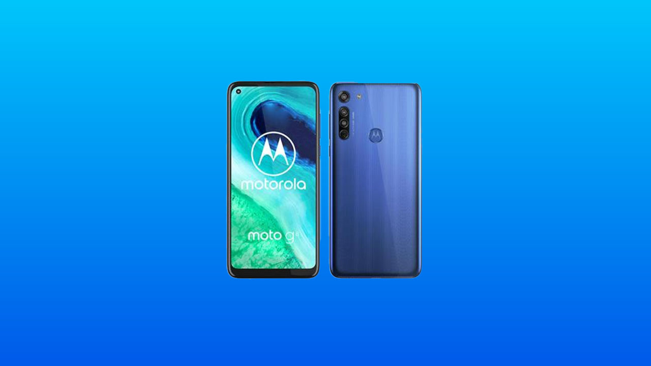 Install TWRP Recovery and Root Moto G8 (Moto G Fast)