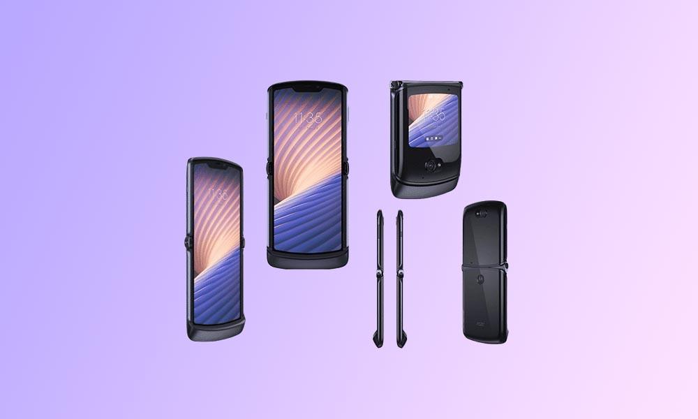 Motorola Razr 5G (XT2071-4) passes NBTC certification