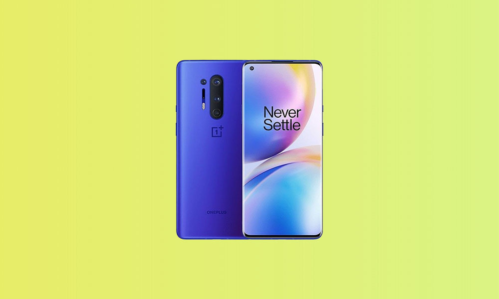 OnePlus 8 Pro Software Update Tracker