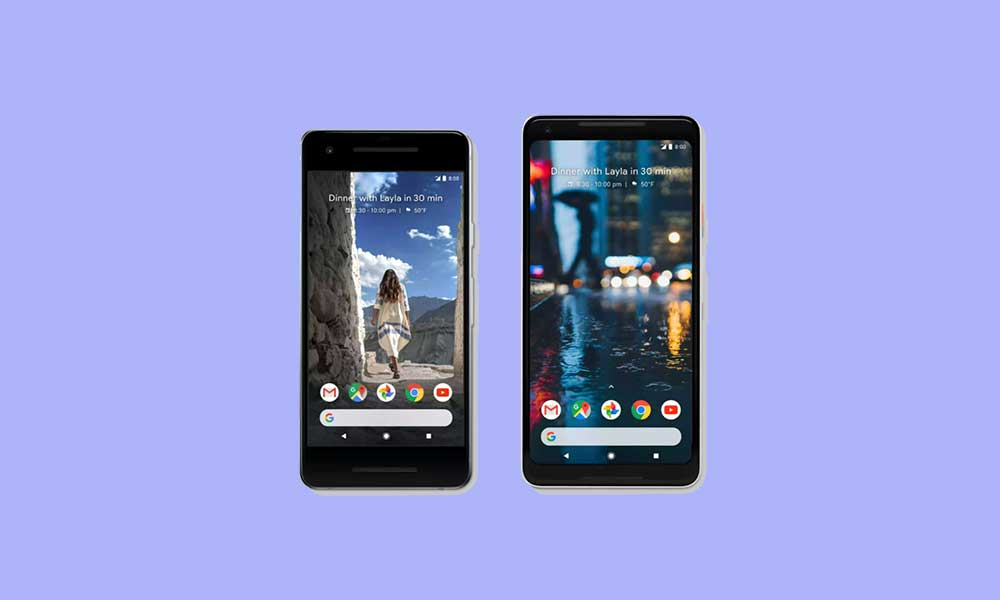 Pixel 2 / 2 XL Lineage OS 18 (Download and Install)