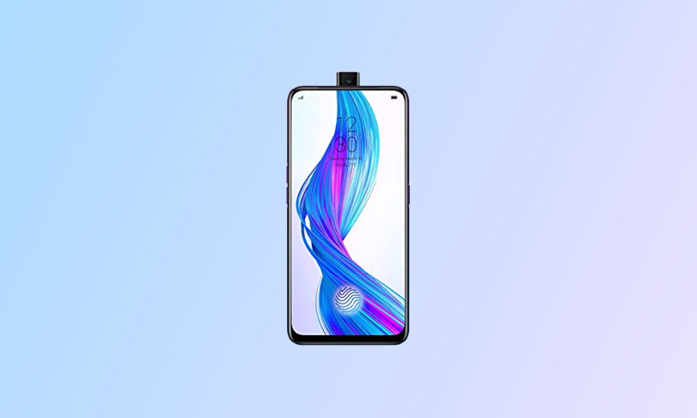 Realme X: September security patch 2020 (Download RMX1901EX_11.A.07 Ozip)