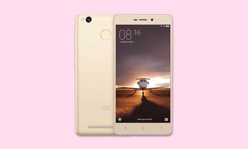 Download and Install AOSP Android 11 for Xiaomi Redmi 3s