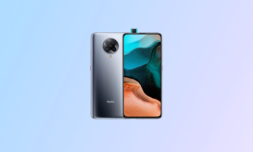 Redmi K30 Pro: MIUI 12.0.9.0 China Stable ROM - V12.0.9.0.QJKCNXM