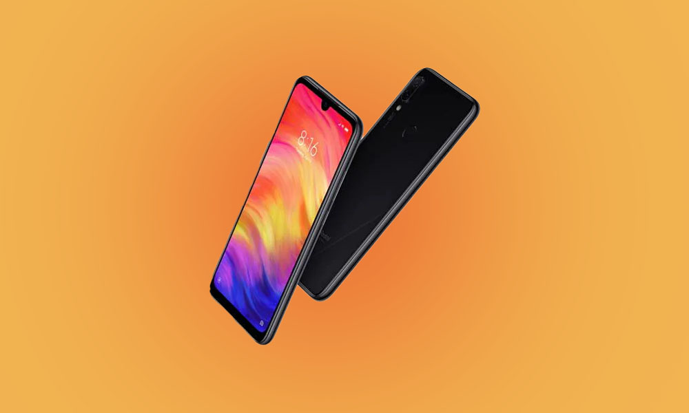 Redmi Note 7 Pro: Official TWRP Recovery and Root