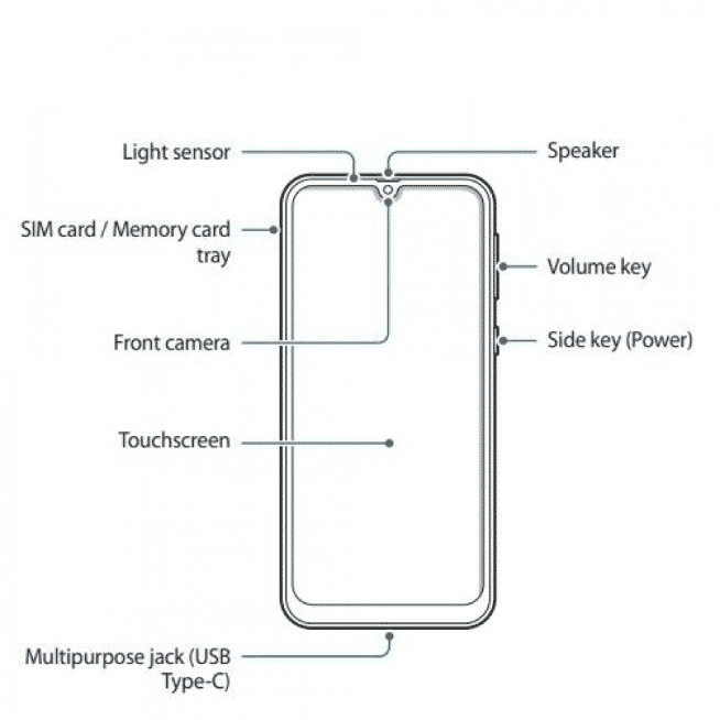 Samsung Galaxy F41 - Schematic(1)
