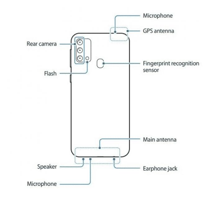 Samsung Galaxy F41 - Schematic(2)
