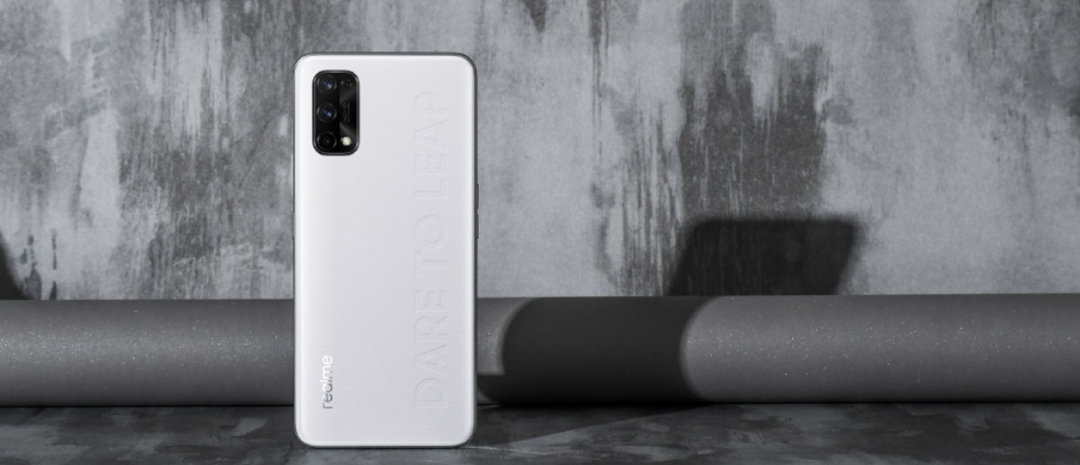 Alleged Realme Q2 image