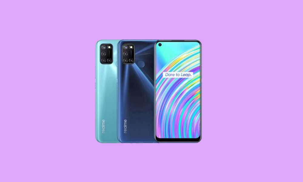 Bypass FRP lock on Realme C17 RMX2101 (Remove Google Verification)