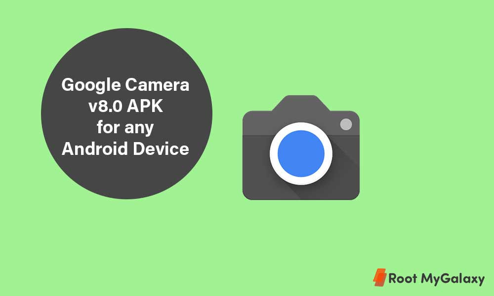 Download Google Camera 8.0 From Pixel 5 Port APK for any Android Device