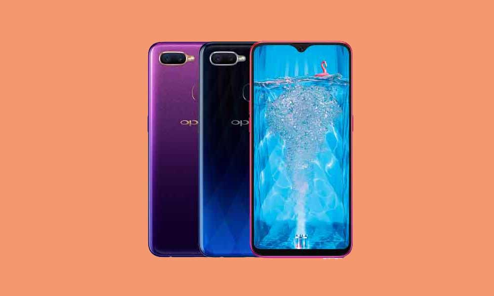 Download Oppo F9 / F9 Pro DA File (MTK Secure Boot Auth File)