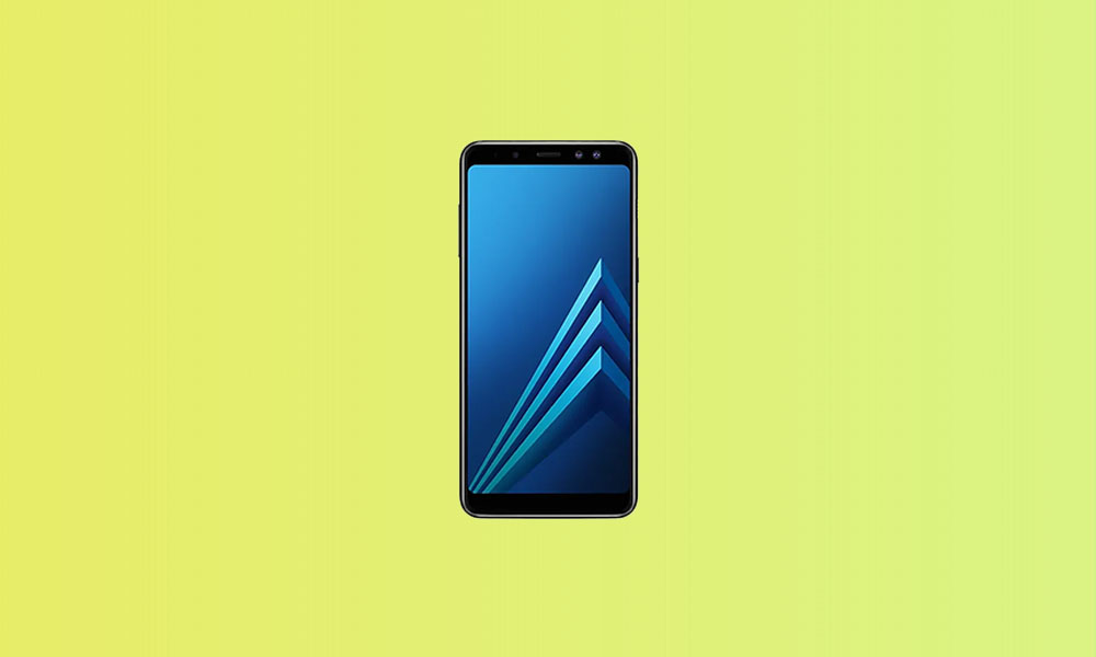 A530FXXSECTJ1 : October Security Patch 2020 For Galaxy A8 2018
