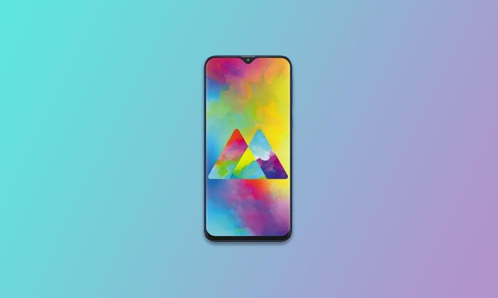 September Security 2020: M205MUBU6CTI2 Galaxy M20