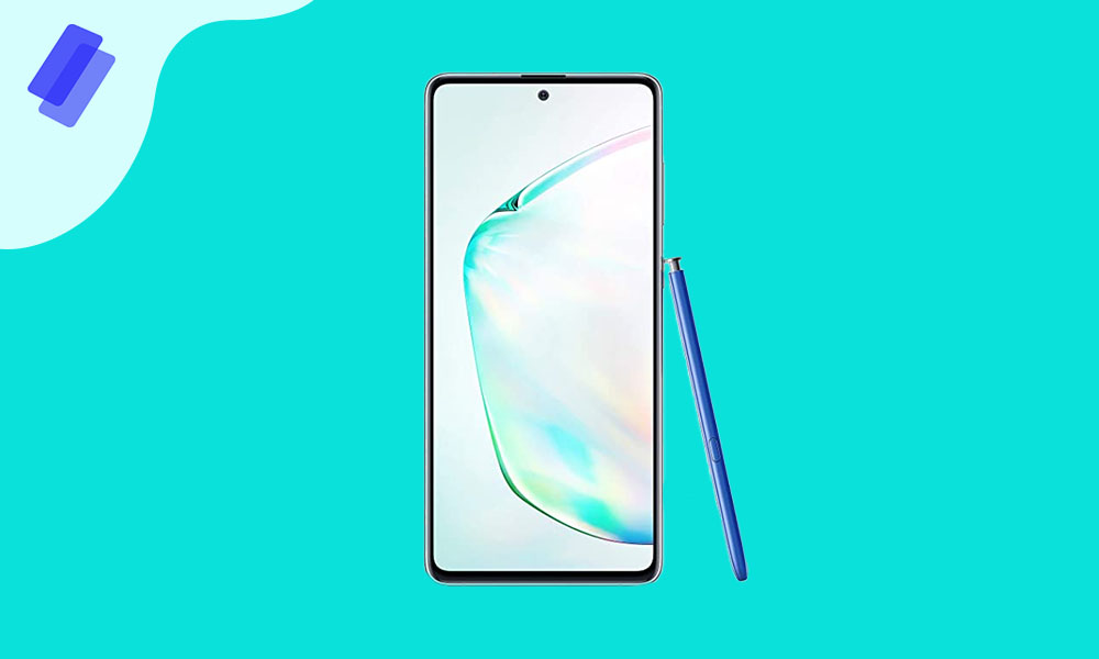 October Security Patch 2020: N770FXXU6CTJ2 For Galaxy Note 10 Lite (Europe)
