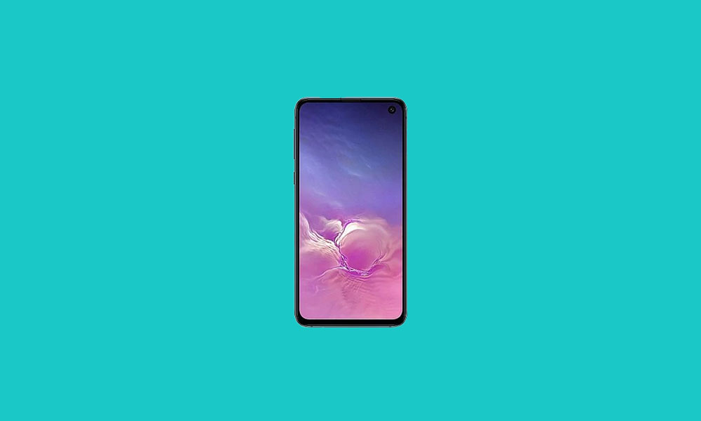 October Security Patch 2020: G970FXXS9DTI8 For Galaxy S10E (Europe)