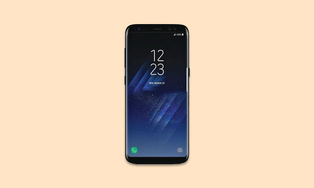 G950FXXSADTI1 / G955FXXSADTI1: September Security 2020 Galaxy S8/S8 Plus (Global)