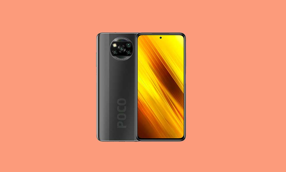 How to Root Poco X3 NFC unofficial TWRP Recovery
