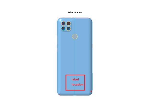 Motorola XT2091 FCC image