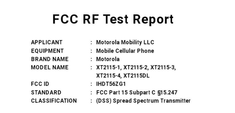 Motorola XT2115 - FCC(2)