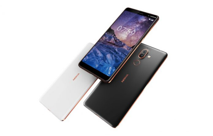 Nokia 7 Plus: Official TWRP Recovery and Root