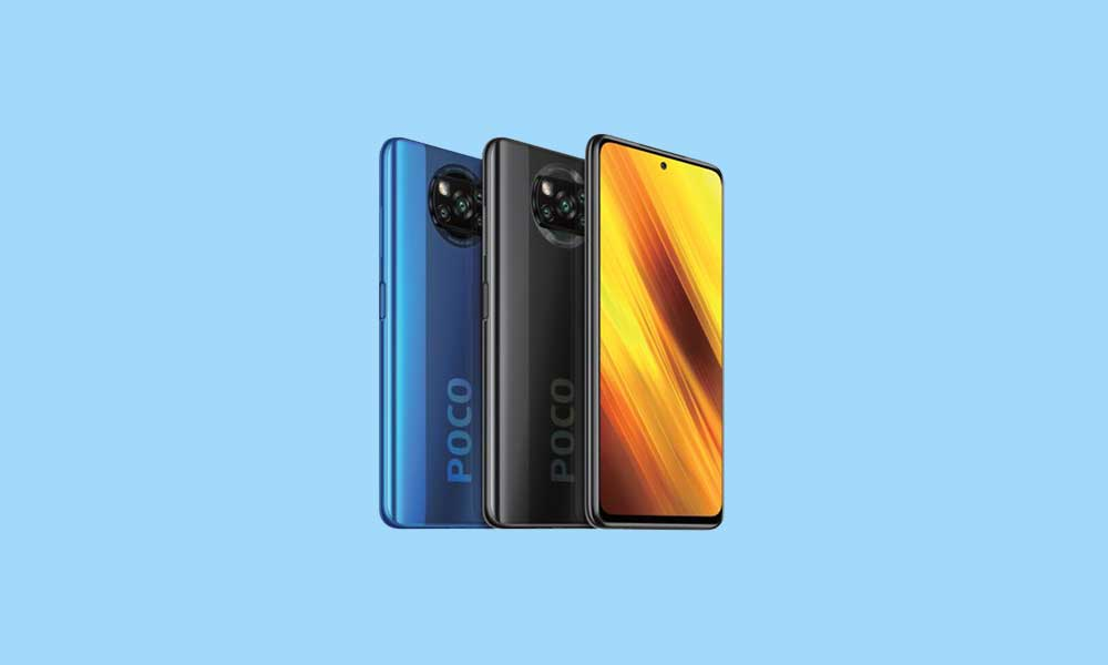 Poco X3 NFC Stock Firmware Flash File (Restore To Stock ROM)