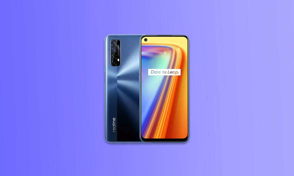RMX2151PU_11.A.53 update for Realme 7 with bug fixes is live