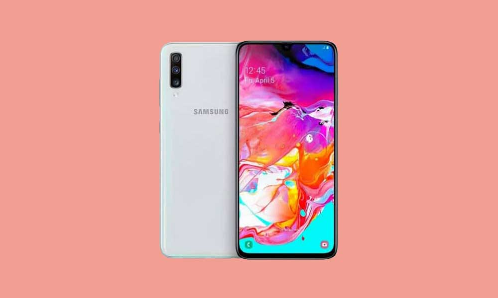 Samsung Galaxy A70s bags One UI 2.5 update with October 2020 Patch