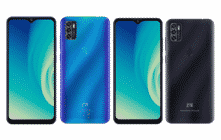 ZTE Blade A7s 2020 - official renders