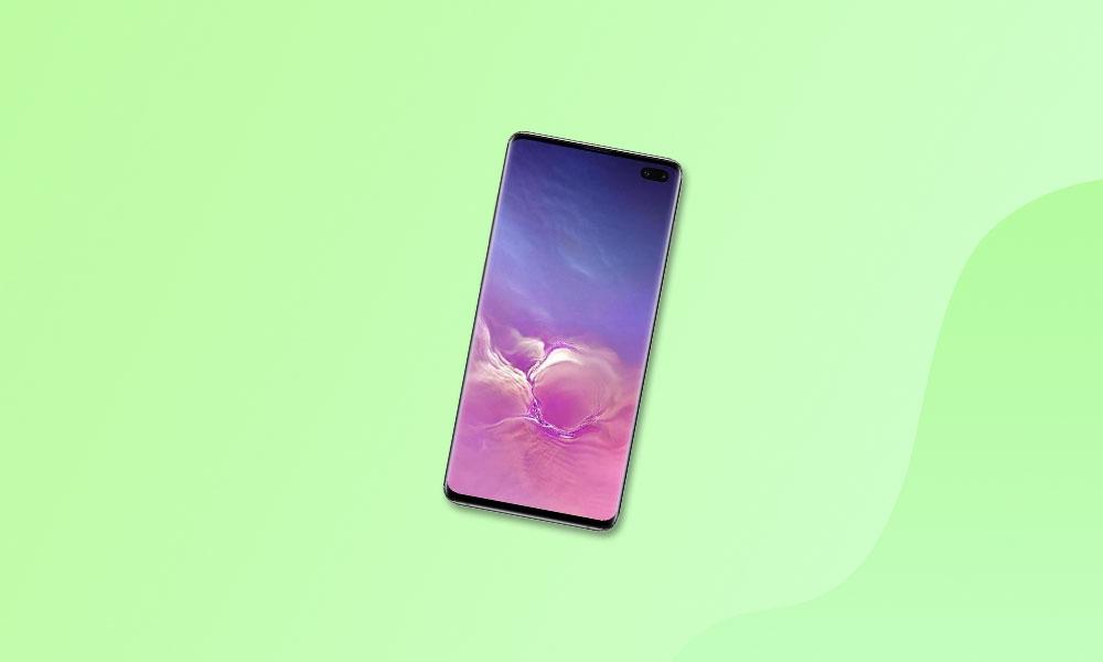 G975WVLS4ETJ1: Galaxy S10 Plus October security 2020 patch (Canada)