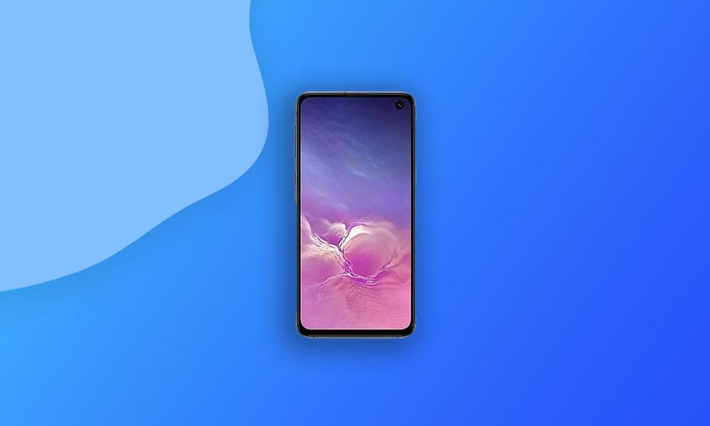 G970FXXU9DTJA: Galaxy S10E November security 2020 patch