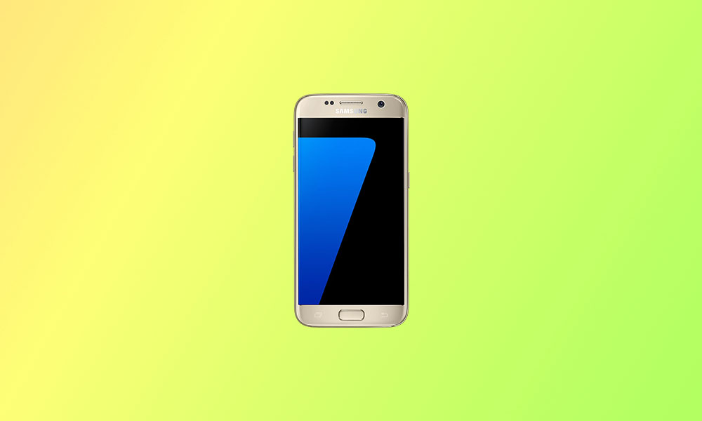 G930FXXU8ETI2: Galaxy S7 September Security Patch (Europe)
