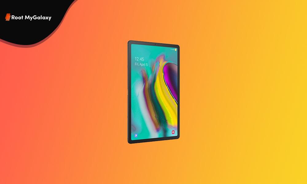 November Security 2020: T725XXU1CTK1 Galaxy Tab S5E LTE