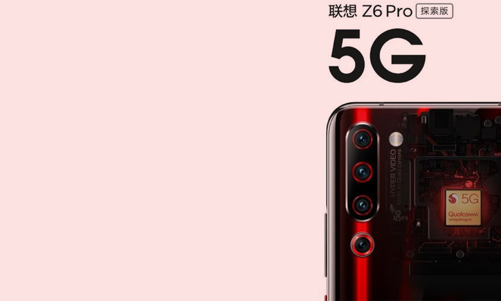 Lenovo Z6 Pro 5G Stock ROM Guide (l79041-Firmware Flash File)
