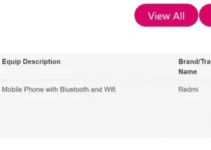 Alleged Redmi Note 10 4G (M2010J19SG) bags IMDA certification