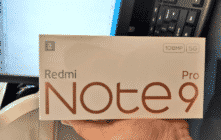 Redmi Note 9 Pro 5G retail box image appears online, reveals 108MP main camera