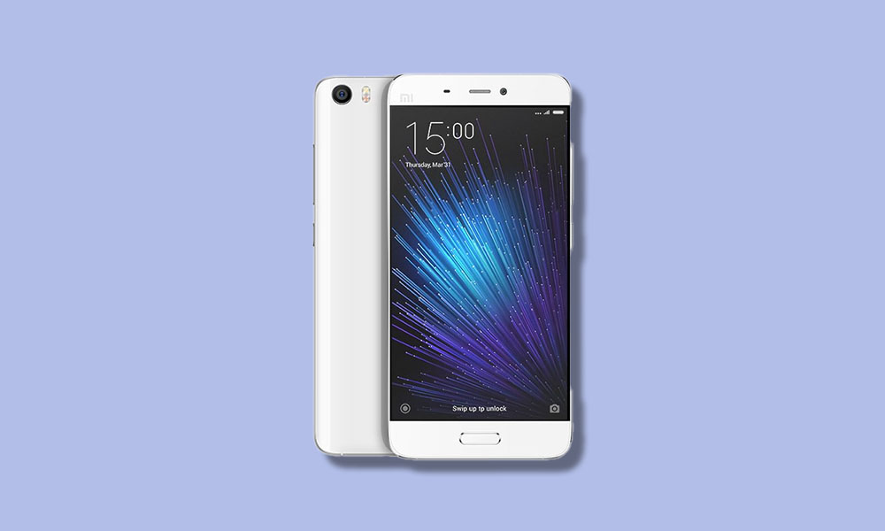 Download/Install Lineage OS 18 For Xiaomi Mi 5 (Android 11)