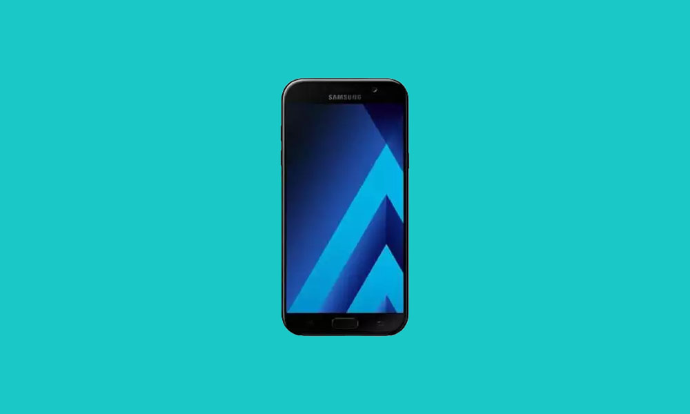 A520FXXSGCTK4 - December Security 2020 For Galaxy A5 2017 (South America)