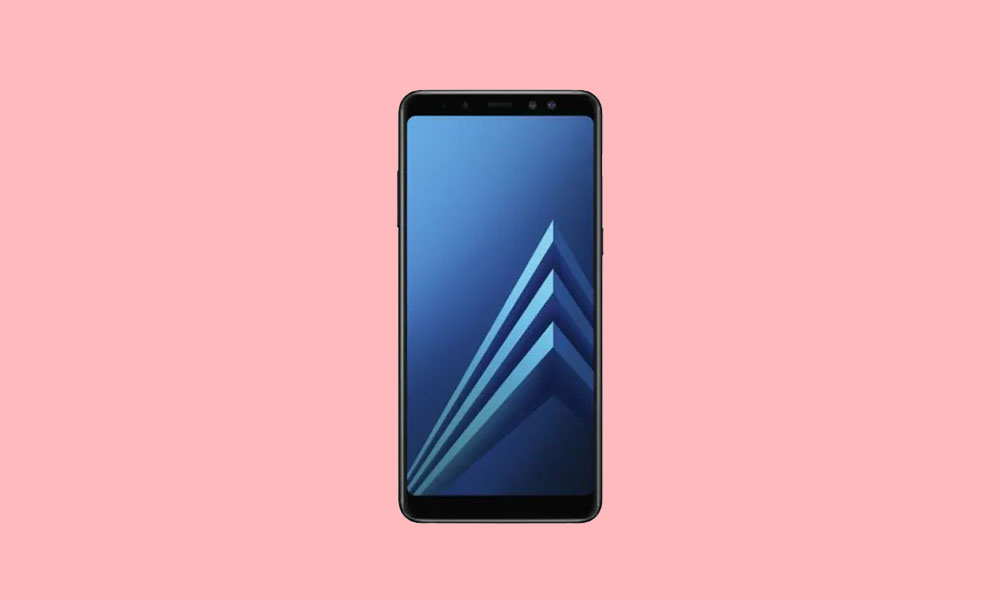 November Security Patch 2020: A730FXXU7CTK2 For Galaxy A8 Plus (Global)