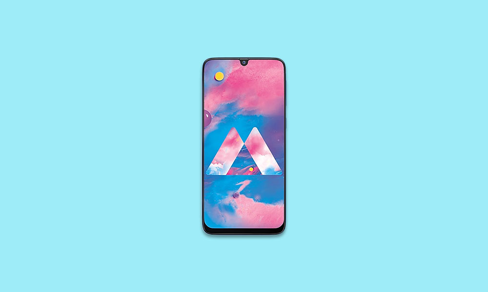M305FDDU6CTK1: Galaxy M30 November Security Patch 2020 (India)