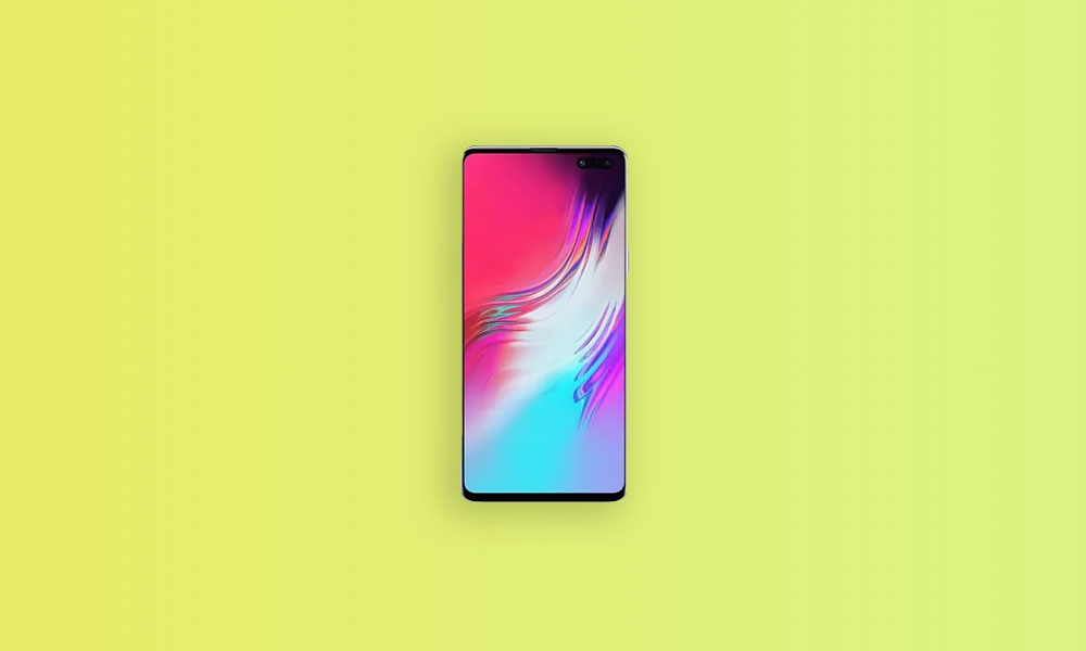 G977BXXS6DTK9- Galaxy S10 5G December 2020 security patch rolls out