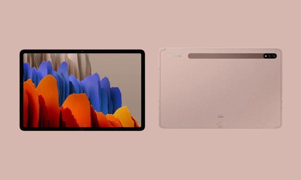 T976BXXU1ATK3: November Security Patch 2020 Galaxy Tab S7 Plus 5G (Europe)