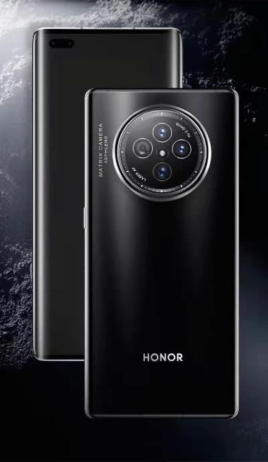 Honor V40 leaked render