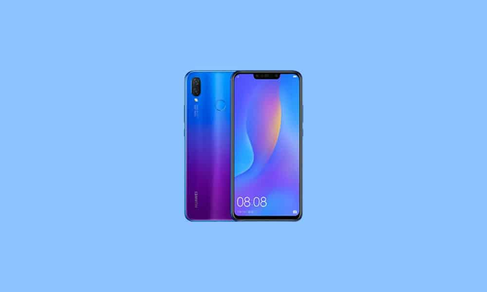 Huawei Nova 3i gets a new update with november 2020 security patch (EMUI 9.1.0.328)