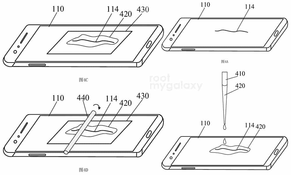 Huawei patents a new way to remove scratches on smartphone glass