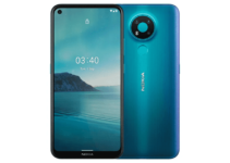 Nokia 5.4 looks a lot similar to the Nokia 3.4 in FCC listing